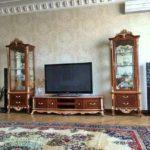 Bufet TV Mewah Minmalis Klasik