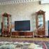 Bufet TV Mewah Minimalis Klasik