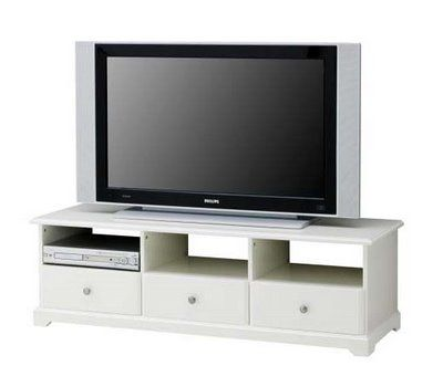 Bufet TV Minimalis jati modern