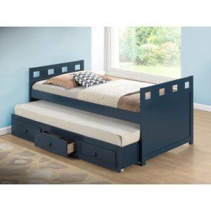 Tempat Tidur Minimalis Anak Laci Samping