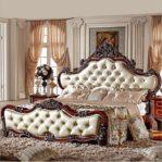 Tempat Tidur Jati Klasik