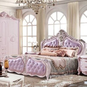 Tempat Tidur Mewah Terbaru