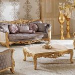 Sofa Tamu India Mewah