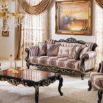 Sofa Tamu Romawi Klasik