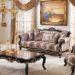 Sofa Ruang Tamu Romawi Klasik