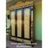 Jual Lemari Pakaian Kayu Jati 3 Pintu Klasik