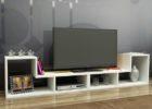 Meja TV Minimalis Kotak