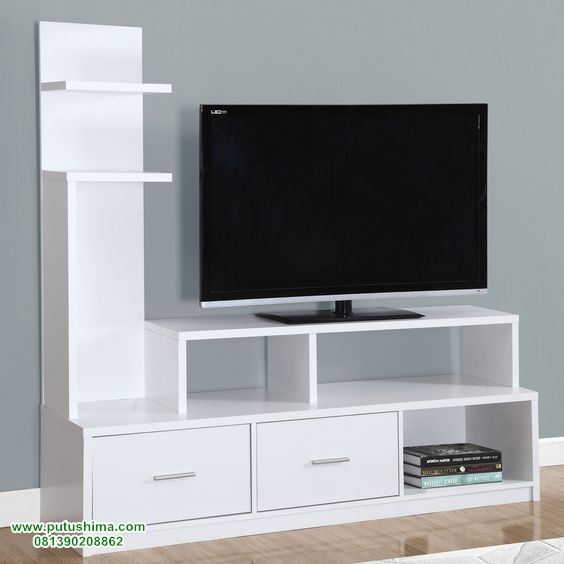 Meja Tv Minimalis Terbaru Putushima Furniture