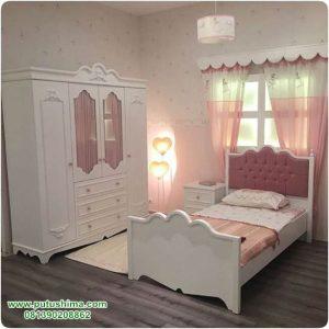 Set Tempat Tidur Anak Cewek