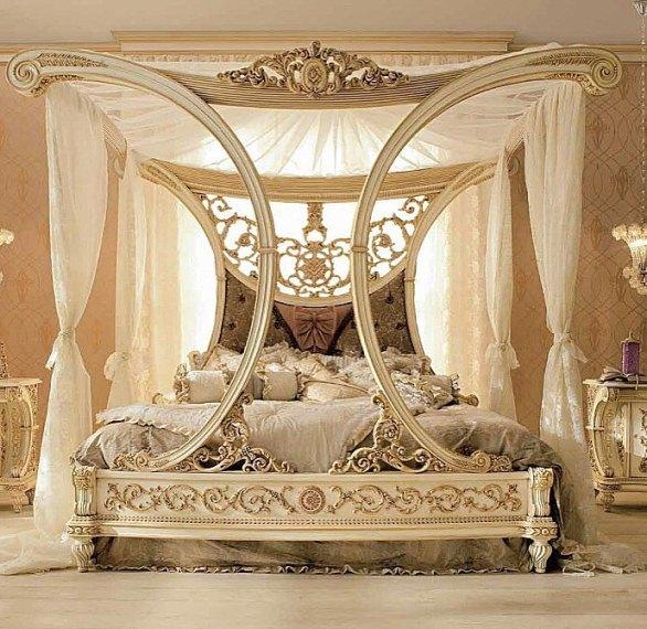 Tempat Jati Tidur Mewah