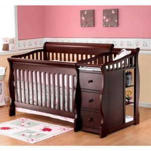 Tempat Tidur Bayi Jati Bogor