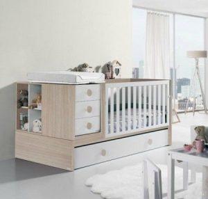 Tempat Tidur Bayi Laci Minimalis