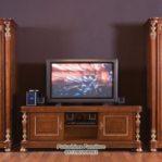 Meja TV Jati Hias