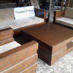 Kursi Tamu Minimalis Model Box