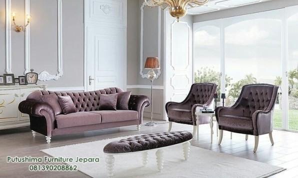 Set Kursi Sofa Minimalis Boba
