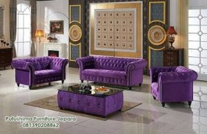 Sofa Minimalis Chesterfield
