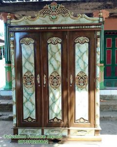 Lemari Pakaian Cinta 3 Pintu