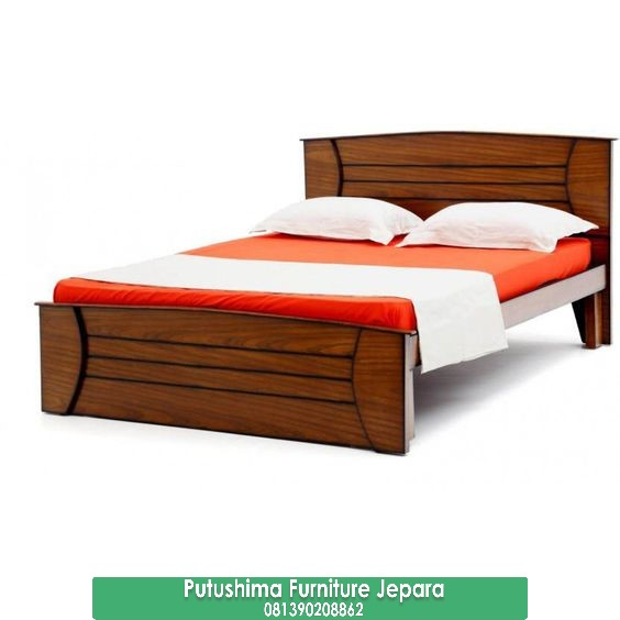 Jual Tempat Tidur Jati Jakarta