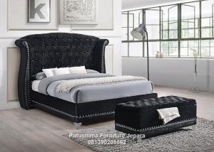 Tempat Tidur Modern Chesterfield