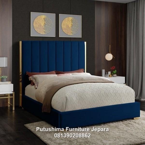 Jual Tempat Tidur Modern Model Salur