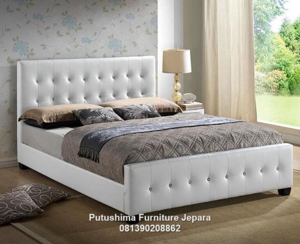 Jual Tempat Tidur Modern Permata