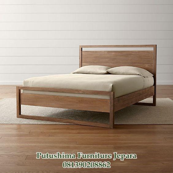 Jual Tempat Tidur Minimalis 160x200