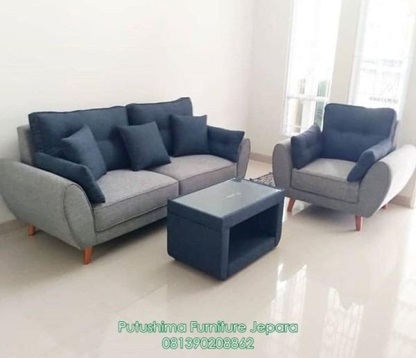 Jual Sofa Minimalis Modern Antonius