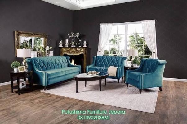 Jual Sofa Ruang Tamu Minimalis Quackers