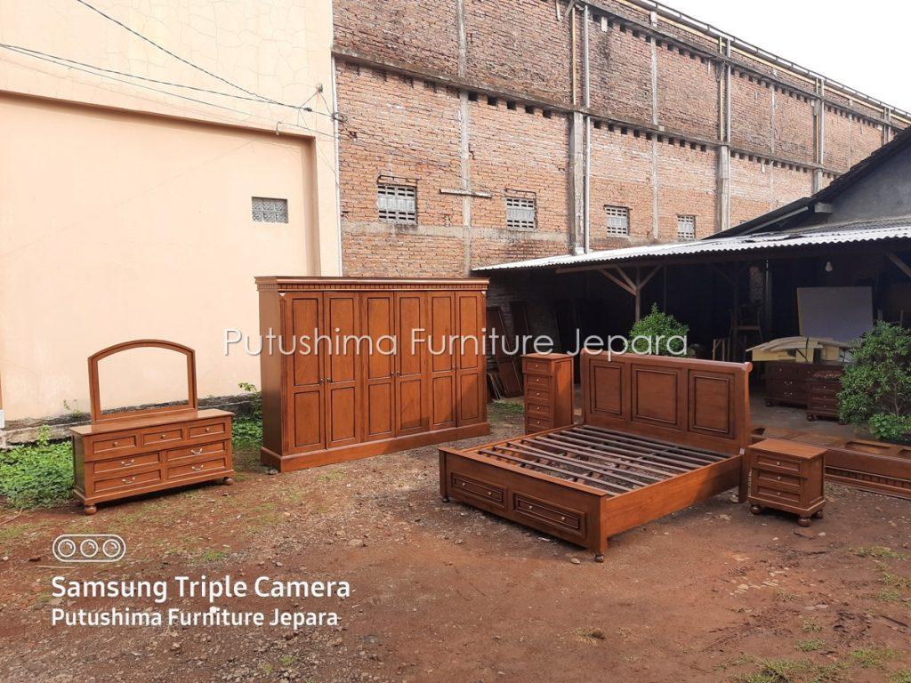 Kamar Set Minimalis Furniture Jepara