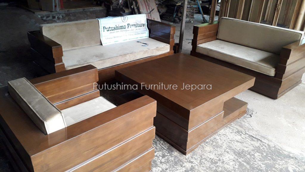 Kursi Tamu Furniture Jepara