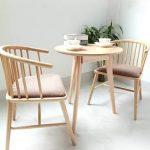 Kursi Cafe Minimalis Modern